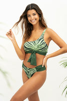 -20%  - Biquini Comporta Green Leaves