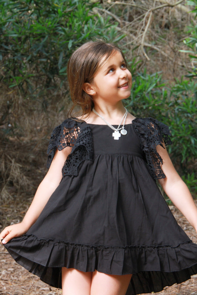 Vestido Juliet Just Black