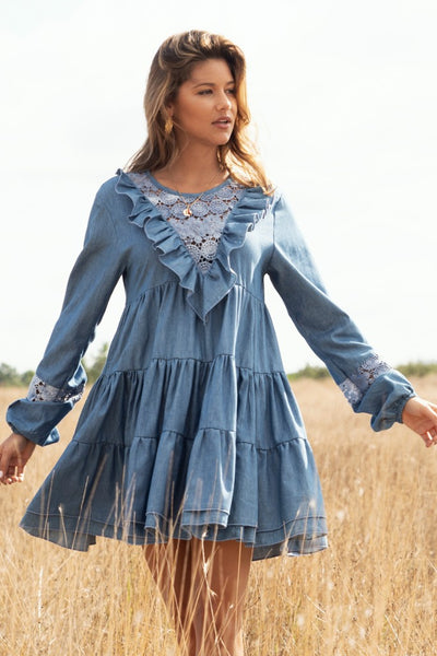 -20% - Vestido Alice Denim