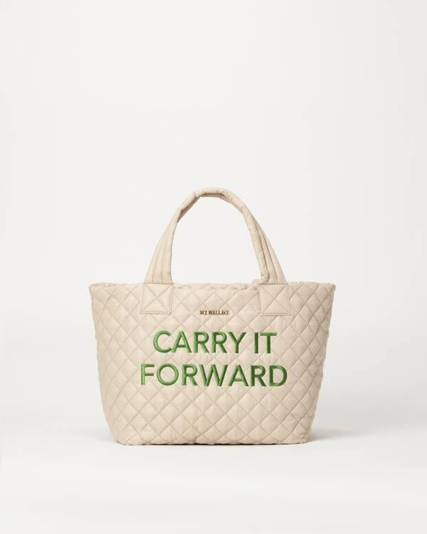 METRO TOTE DELUXE SMALL CARRY IT FORWARD