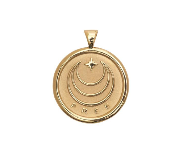 FREE SMALL PENDANT COIN ONLY