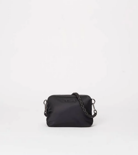BOWERY CROSSBODY SMALL in BLACK