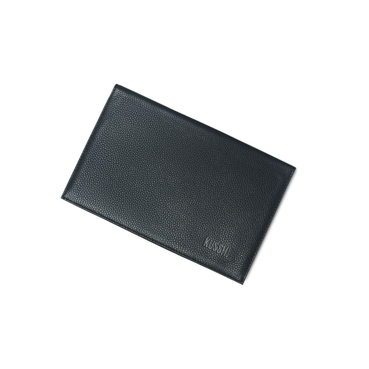 CLUTCH COVER BLACK LEATHER