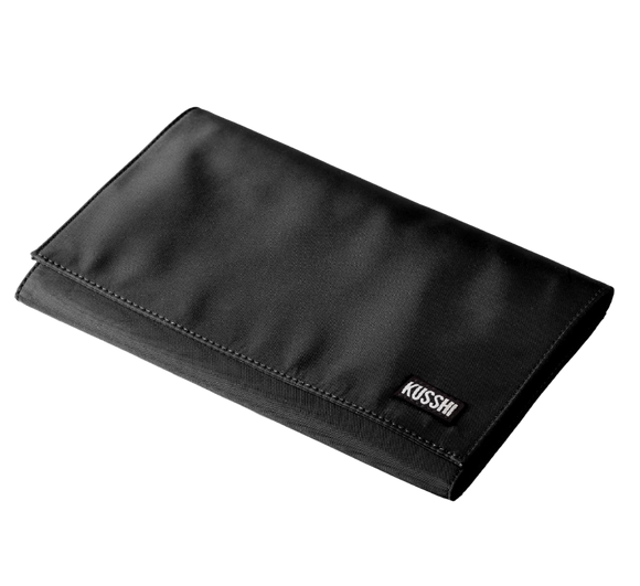CLUTCH COVER BLACK NYLON