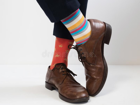 socks with shoes