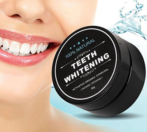 Twinkling Smiles Charcoal Toothpaste