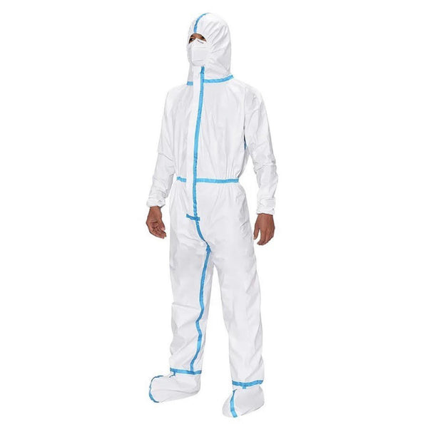 Full-Body Medical Protective Suit
