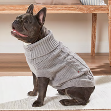 Load image into Gallery viewer, Wolters Cable Knitwear Pug / French Bulldog
