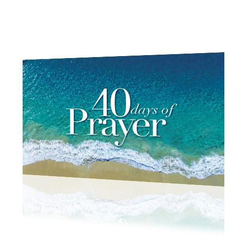 40 Days of Prayer Sermon Series