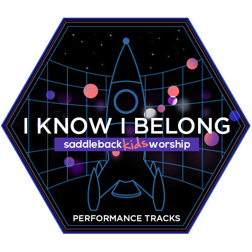 I Know I Belong Performance Track