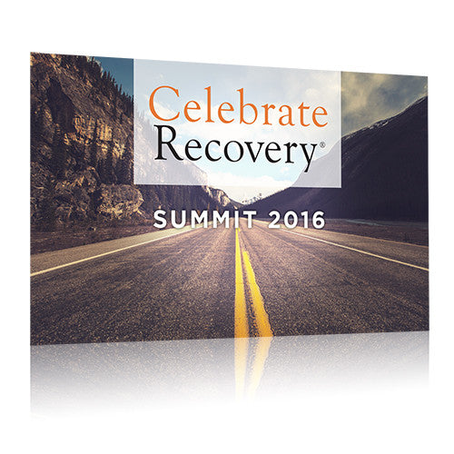 2016 Celebrate Recovery Summit: Key #2 - Senior Pastor Support and Lipstick Story
