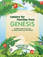 Family Curriculum: Four Studies From Genesis