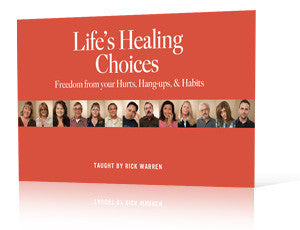 Life's Healing Choices: The Beatitudes
