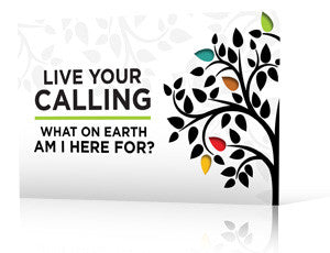 Live Your Calling: What On Earth Am I Here For? Sermons