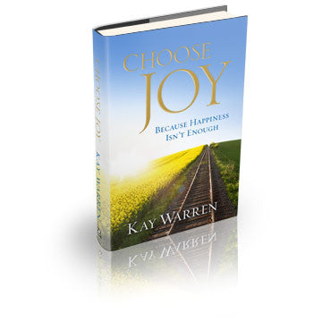 Choose Joy (Softcover)