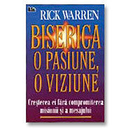 The Purpose Driven Church Romanian (Softcover)