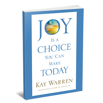 Joy Is a Choice You Make Today