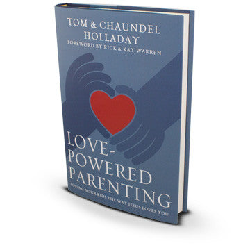 Love Powered Parenting (Hardcover)