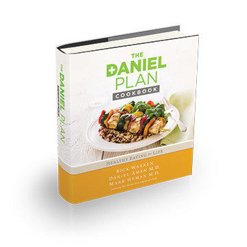 The Daniel Plan Cookbook (Hardcover)