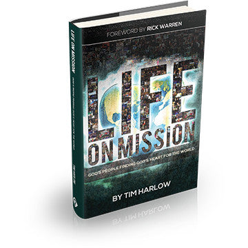 Life On Mission Book (Hardcover)