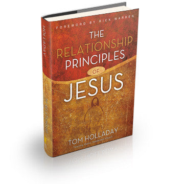 The Relationship Principles of Jesus (Hardcover)