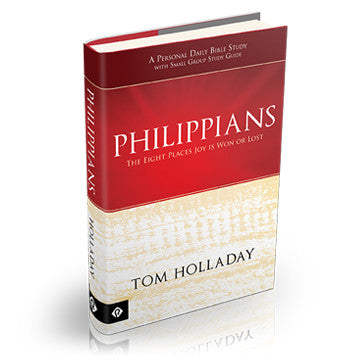 Philippians Devotional: The Eight Places Joy Is Won or Lost (Hardcover)