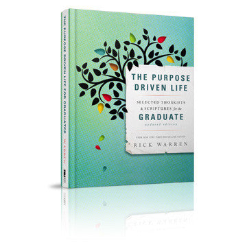 The Purpose Driven Life For the Graduate (Hardcover)
