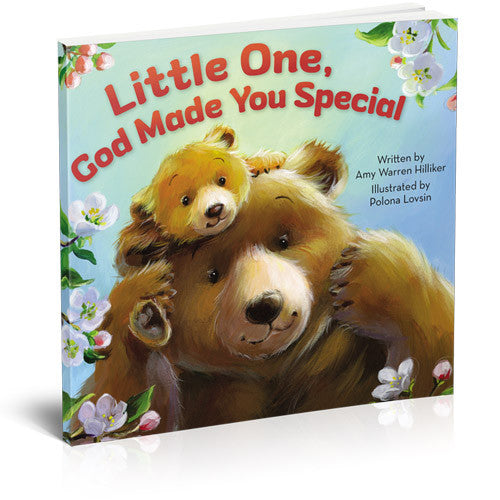 Little One, God Made You Special (Boardbook)