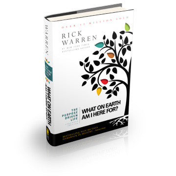Expanded Purpose Driven Life Book (Hardcover)
