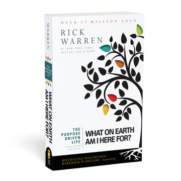 Expanded Purpose Driven Life Book (Softcover)
