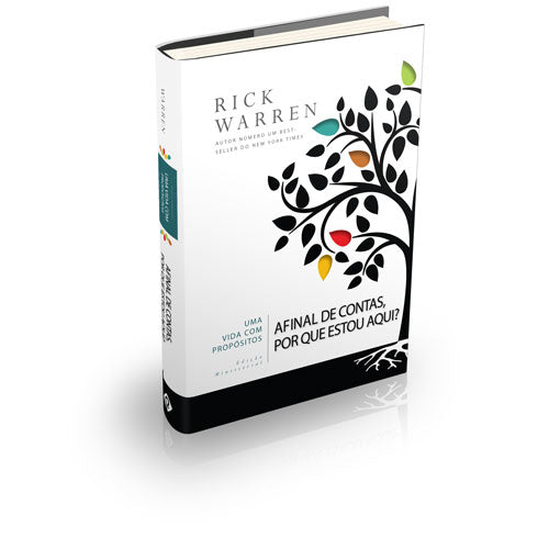 Expanded Purpose Driven Life Book Portuguese (Softcover)