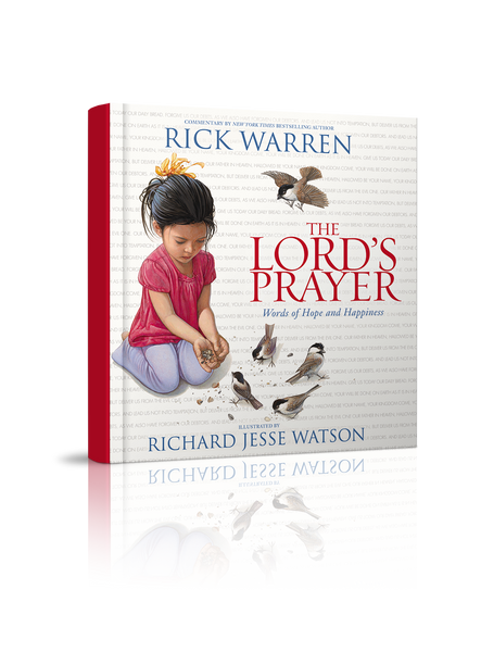 The Lord's Prayer Gift Book (Hardcover)