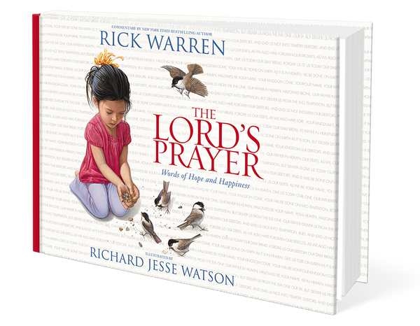 The Lord's Prayer Board Book (Hardcover)