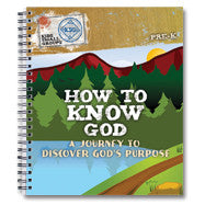 How to Know God: Journey to Discover God's Purpose (10 Workbooks and 10 Sticker Sheets)