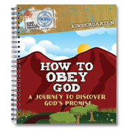 How to Obey God: Journey to Discover God's Promise (10 Workbooks and 10 Sticker Sheets)