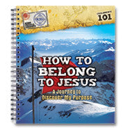 How to Belong to Jesus: Journey to Discover My Purpose (10 Workbooks)