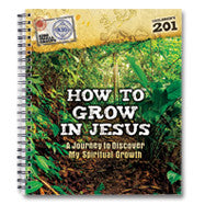 How to Grow in Jesus: Journey to Discover My Spiritual Growth (10 Workbooks)