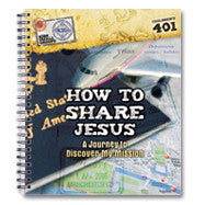 How to Share Jesus: Journey to Discover My Mission (10 Workbooks)