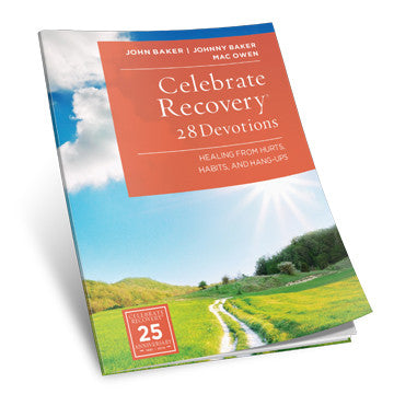 Celebrate Recovery Devotional Booklet