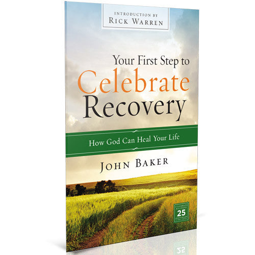 Your First Step to Celebrate Recovery (Softcover)