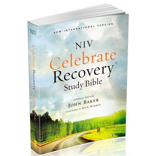 Celebrate Recovery Study Bible NIV (Softcover)
