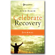 Celebrate Recovery Journal (Spiral Bound/Hardcover)