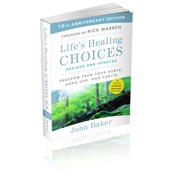 Life's Healing Choices Revised and Updated (Softcover)