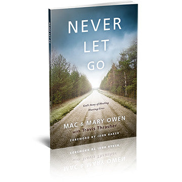 Never Let Go (Softcover)