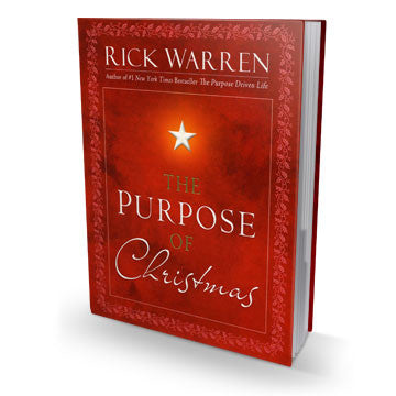 The Purpose of Christmas (Hardcover) | Pastors.com Resources