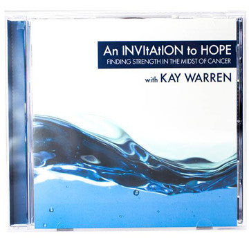 Invitation to Hope (CD)