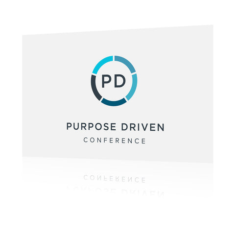 Purpose Driven Church Conference 2016