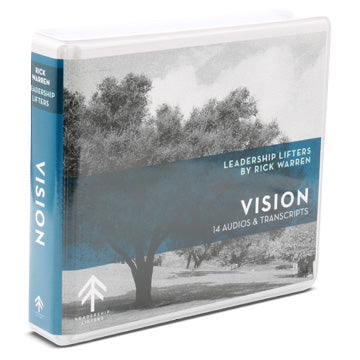 Lessons For Leaders On Vision