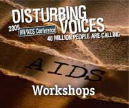 2005 Disturbing Voices Workshops