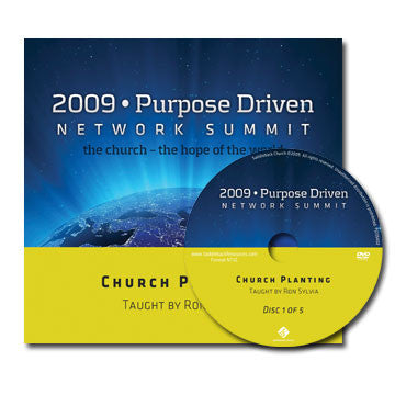Church Planting (5 DVDs)